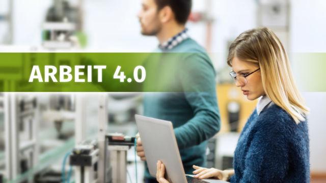 Der Einfluss der Arbeit 4.0 auf Industrieunternehmen