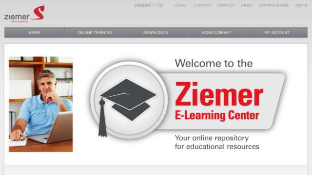 Weltweite E-Learning-Plattform für Ziemer Group