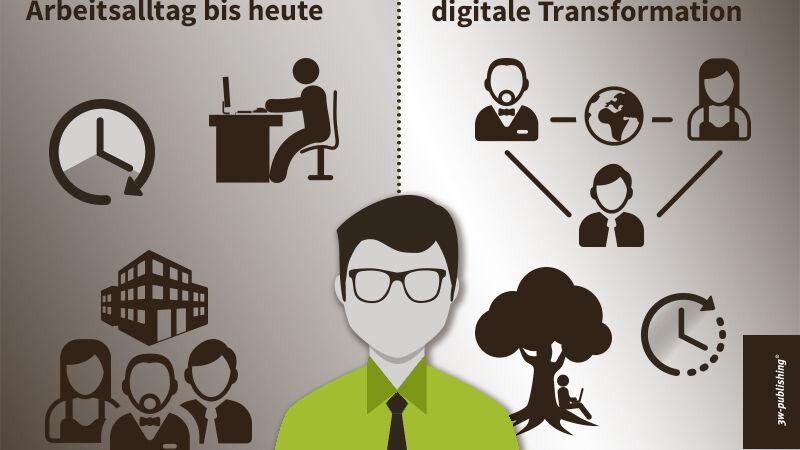 Einfluss der digitalen Transformation auf den Arbeitsalltag