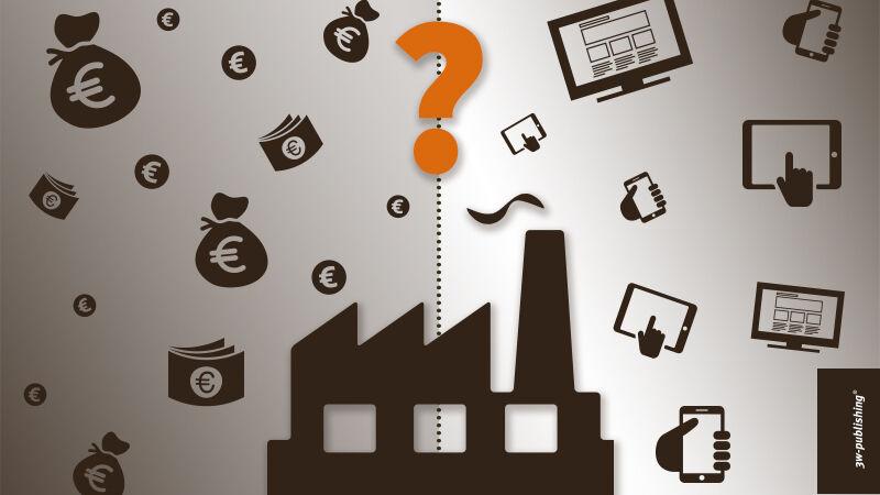 Herausforderung Nr. 1: Eurokrise oder digitale Transformation?