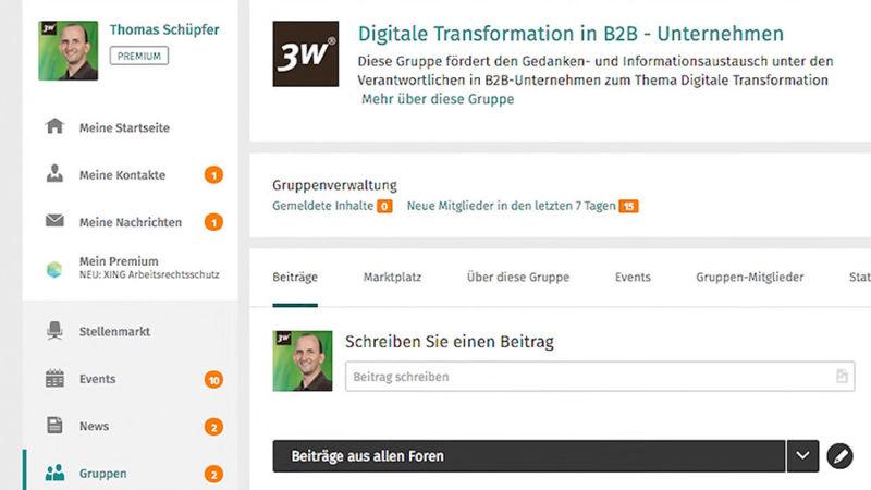 Die Hürden der digitalen Transformation
