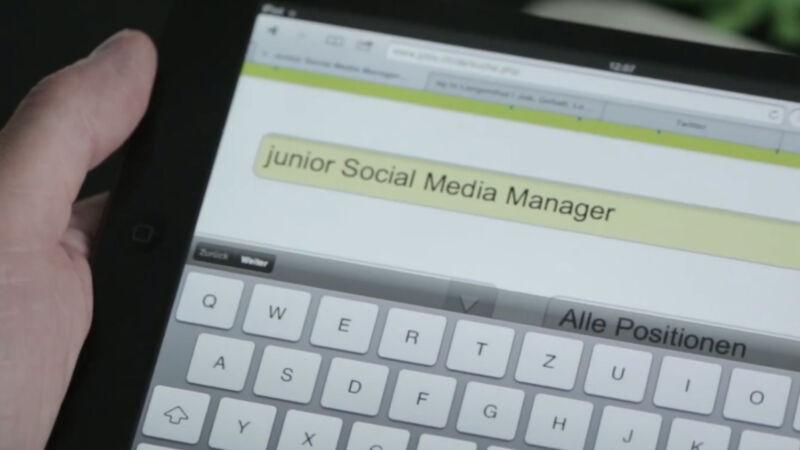 Wie Social Media die Stellensuche verändert