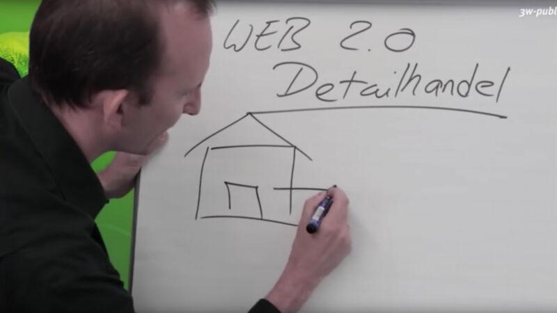 Was ist eine Web 2.0 Internetpräsenz?