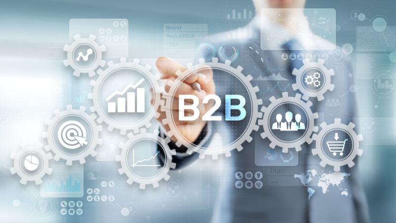 Digitales Marketing für B2B