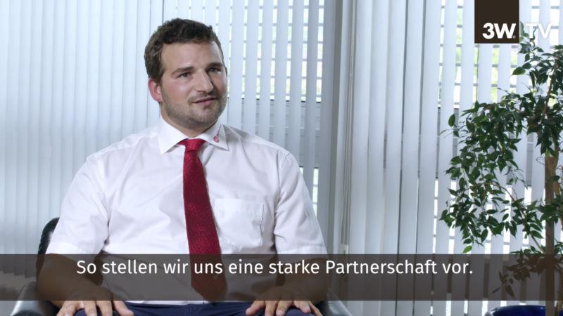 3W-TV bei Alfred Imhof: Starke Markenpositionierung für Positionierung als Marktleader in der Antriebstechnik