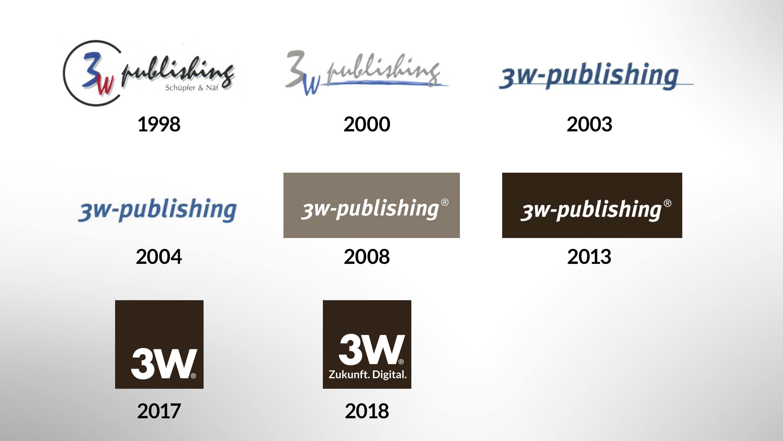 3 W Brand History