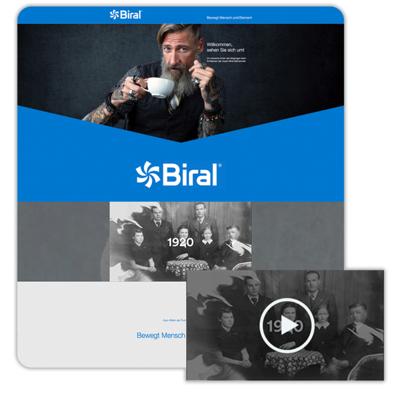 Biral Bildcomposing 1