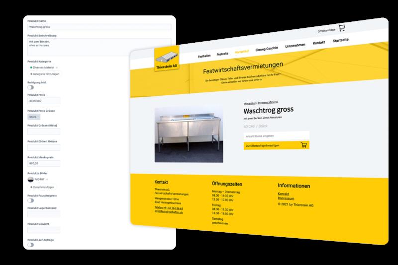 Prozess Webdesign